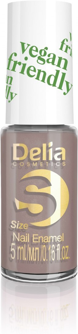 Delia Cosmetics Vegan Friendly Emalia do paznokci Size S nr 209 Satin Ribbon 5ml