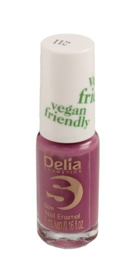 Delia Cosmetics Vegan Friendly Emalia do paznokci Size S nr 211 My Darling 5ml
