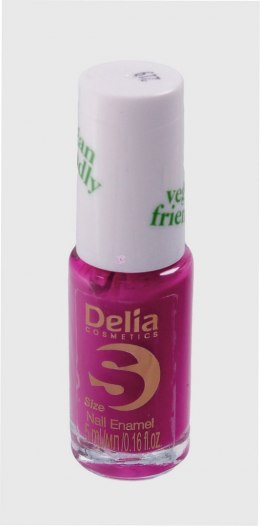 Delia Cosmetics Vegan Friendly Emalia do paznokci Size S nr 219 Coll Girl 5ml