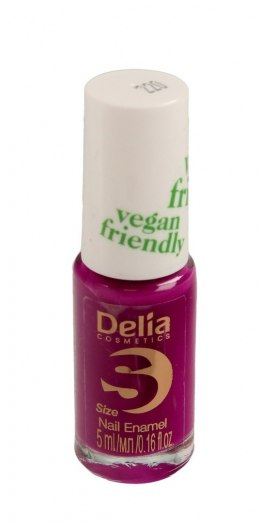 Delia Cosmetics Vegan Friendly Emalia do paznokci Size S nr 220 Cute Alert 5ml