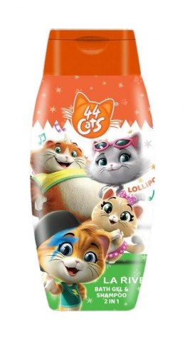 La Rive Disney 44 Cats Żel pod prysznic 2w1 Lollipop 250ml