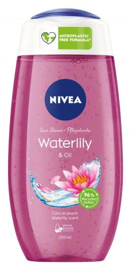 NIVEA*SHOWER Żel p/p 250ml WATERLILY&OIL 80789