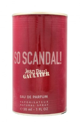 Jean Paul Gaultier So Scandal Woda perfumowana 30ml
