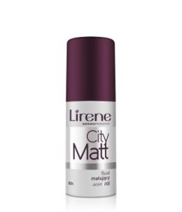 LIRENE City Matt Fluid MAT-WYGŁ. 203 JASNY