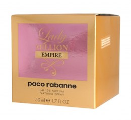 Paco Rabanne Lady Million Empire Woda perfumowana 50ml